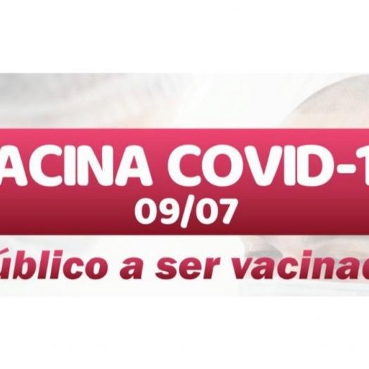 Medianeira libera vacinação contra a Covid-19 para população acima de 42 anos