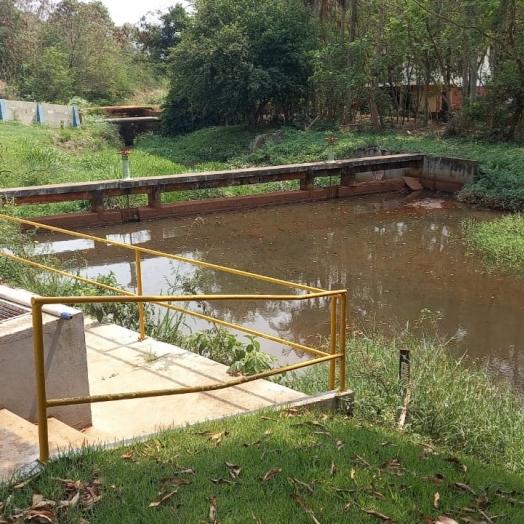 Medianeira terá rodízio no abastecimento de água a partir de segunda-feira (27)