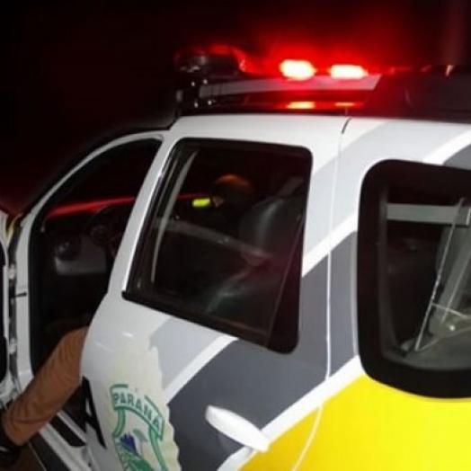 Motociclista foge da Polícia Militar em Santa Helena, mas é notificado pela identificação da placa