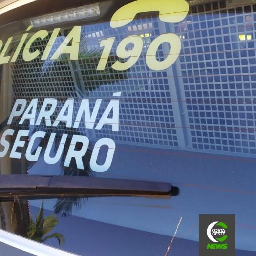 Mulher grávida é vítima de violência doméstica em São Miguel do Iguaçu; suspeito foi preso pela PM