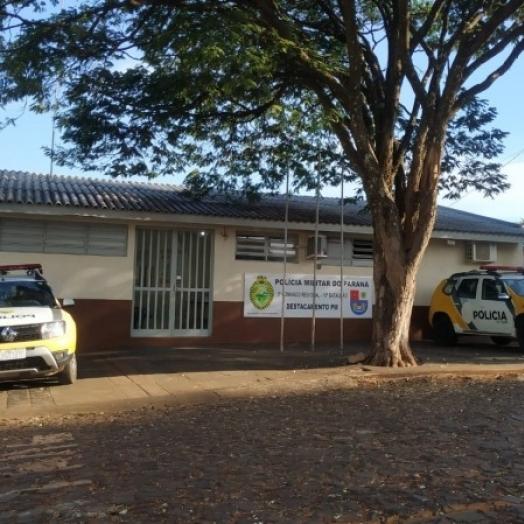 Objetos furtados em Santa Helena são recuperados pela PM em Diamante do Oeste