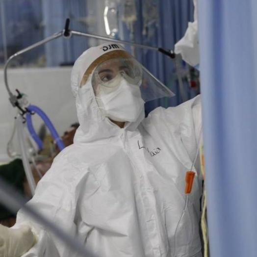 Paraguai registra dois casos de 'fungo negro' por Covid