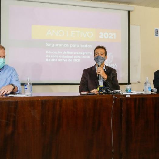Paraná adia início das aulas do modelo híbrido para 1º de março na rede estadual