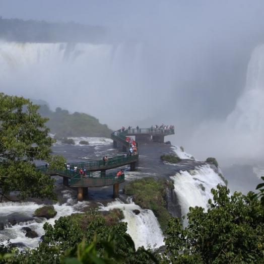 Parque Nacional do Iguaçu espera 15 mil pessoas no feriadão