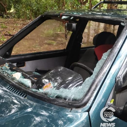 Pescadores de Itaipulândia e Santa Helena são surpreendidos com vendaval no Lago de Itaipu