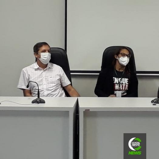 Prefeito de Foz do Iguaçu quer apoio do CISI para buscar alternativas devido a lotação completa do Hospital Germano Lauck