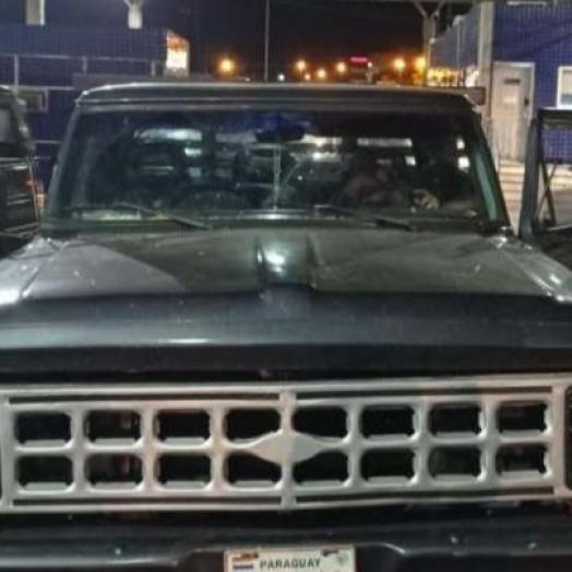PRF recupera na Ponte da Amizade veículos furtados em Vera Cruz do Oeste e Foz