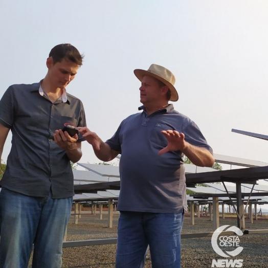 Produtor rural está encontrando no sol uma alternativa para diversificar a propriedade