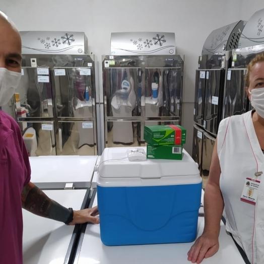 Retiradas 530 doses da vacina contra gripe em Missal