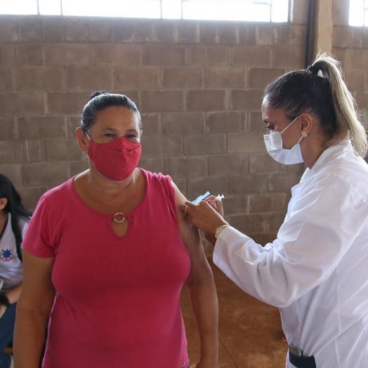 Saúde divulga cronograma de aplicação da 1ª e 2ª doses contra Covid-19 em São Miguel do Iguaçu