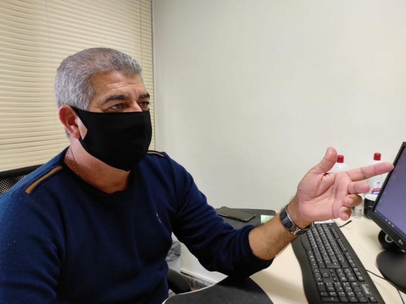 Secretário de Saúde, Paulo Carvalho